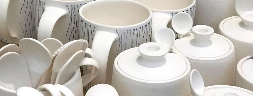 summer 2019 bisqued pots